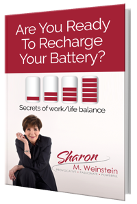are you ready to recharge your battery